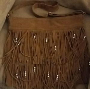 Moccasin Style Purse